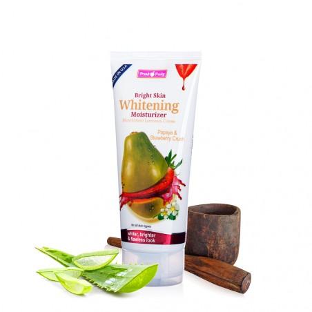 Kem dưỡng ẩm trắng da chiết xuất trái cây thiên nhiên (Bright