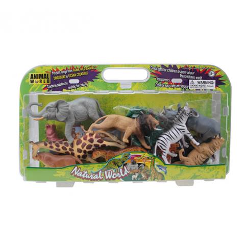 Đồ chơi mô hình Animal World động vật hoang dã - 44 chi