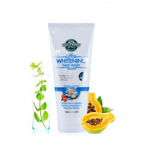 Gel rửa mặt trắng da thiên nhiên (Whitening Face Wash)-Thế giới
