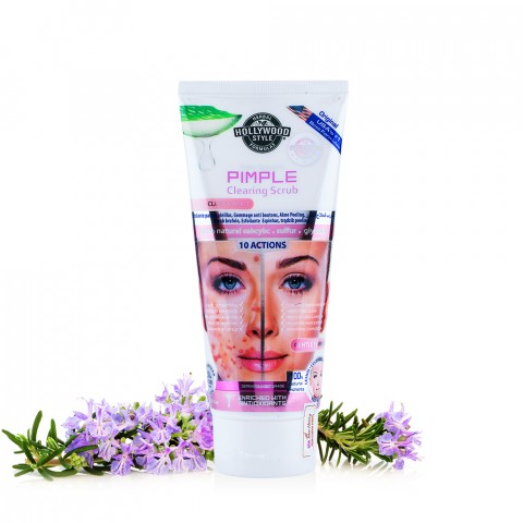 Tẩy da chết trị mụn (Extra Strength Pimple Clearing Scrub)-Thế