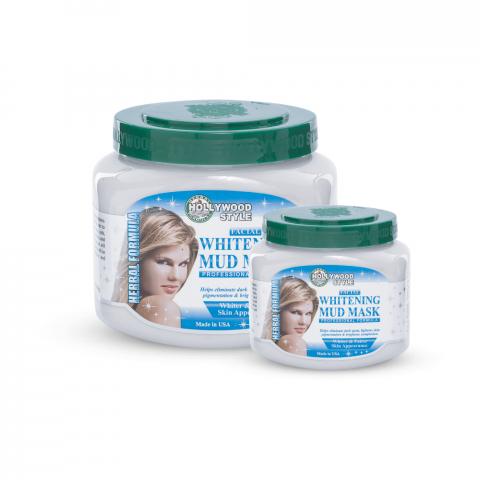 Mặt nạ bùn dưỡng trắng da (Whitening Mud Mask)-Thế giới đồ gia