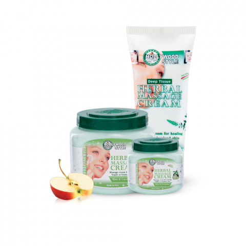 Kem massage thảo dược (Herbal Massage Cream)-Thế giới đồ gia