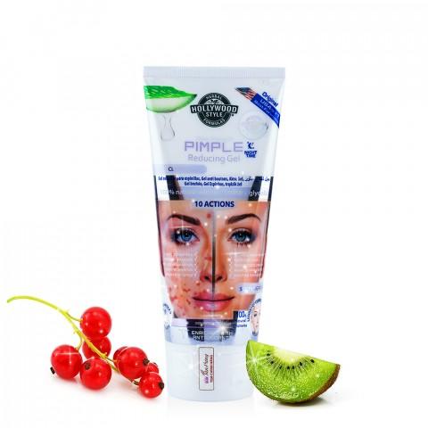 Gel dưỡng da trị mụn ban đêm Extra Strength Pimple Reducing Gel Hollywood Style 150ml
