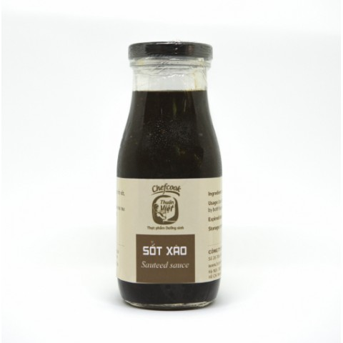 Sốt dầu hào Homefood 300gr-Thế giới đồ gia dụng HMD