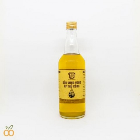 Dầu vừng vàng Organic 300ml-Thế giới đồ gia dụng HMD