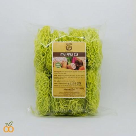 Mỳ rau củ 500g-Thế giới đồ gia dụng HMD