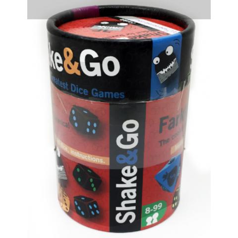 Bo tro choi Shake and Go - Farkle-Thế giới đồ gia dụng HMD