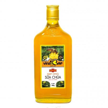 Mật ong sữa chúa đặc biệt (Chai vuông 900g)