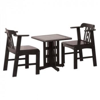 Bộ bàn ghế cafe BCF201, GCF201-Thế giới đồ gia dụng HMD