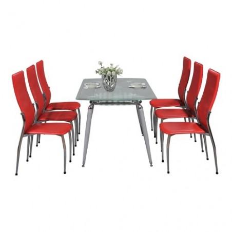 Bộ bàn ghế ăn B58, G58
