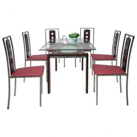 Bộ bàn ghế ăn B51, G51
