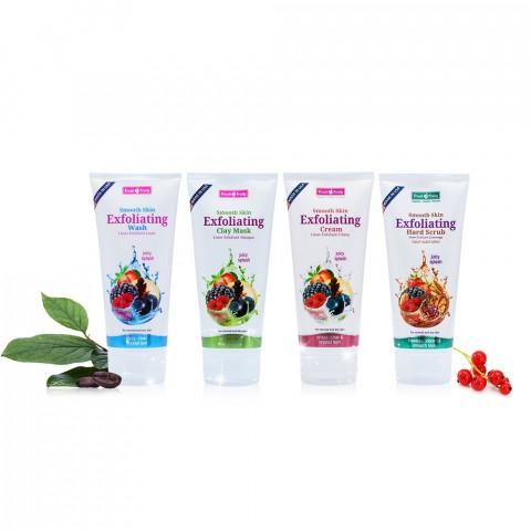 Bộ sản phẩm dưỡng da mịn màng ( Smooth Skin Exfoliating Systems