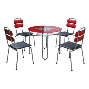 Bộ bàn ghế ăn G39, B39-Thế giới đồ gia dụng HMD