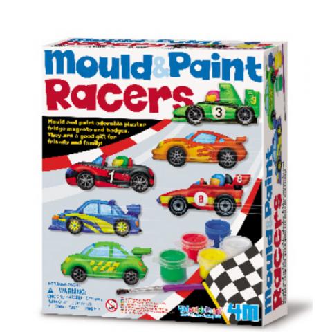 Đồ trang trí khuôn - Hình xe đua-Thế giới đồ gia dụng HMD