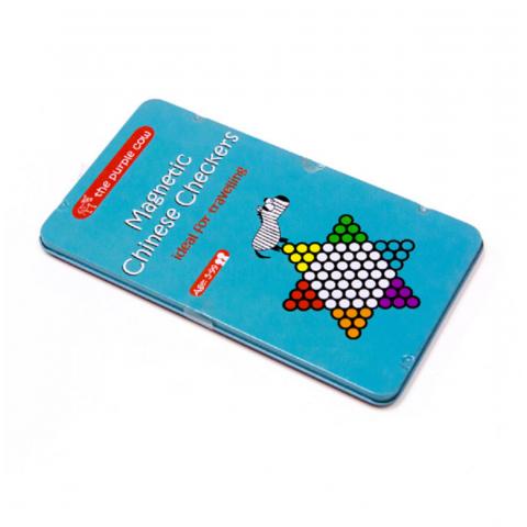 Bộ trò chơi TO GO Chinese Checkers-Thế giới đồ gia dụng HMD
