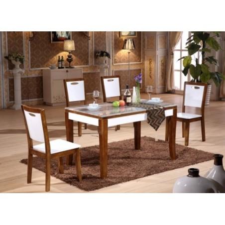 Bộ bàn ghế ăn BA130, GA130
