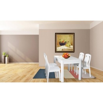 Bộ bàn ghế ăn BA119, GA119-Thế giới đồ gia dụng HMD