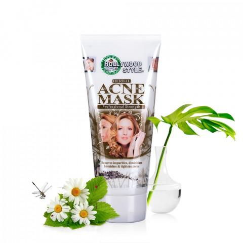 Bộ sản phẩm trị mụn chiết xuất thảo dược Serious Acne Treatment - THTM01
