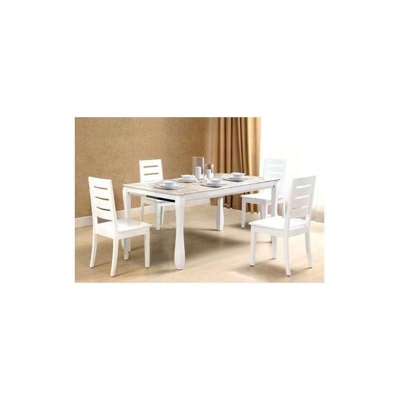 Bộ bàn ghế ăn HGB60, HGG60-Thế giới đồ gia dụng HMD