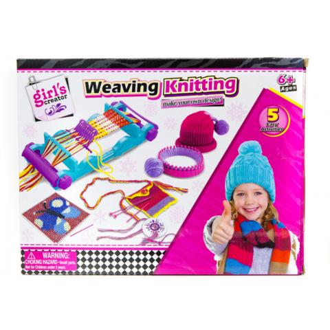 Bộ đồ chơi đan len-Thế giới đồ gia dụng HMD