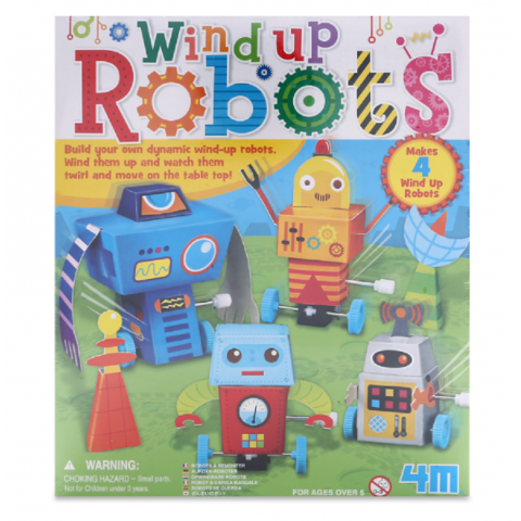 Robots-Thế giới đồ gia dụng HMD