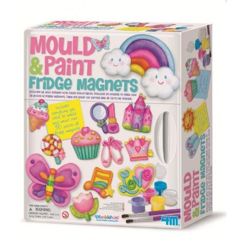 Đồ trang trí khuôn - Nam châm tủ lạnh-Thế giới đồ gia dụng HMD