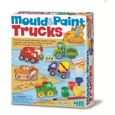 Đồ trang trí khuôn - Hình xe tải-Thế giới đồ gia dụng HMD
