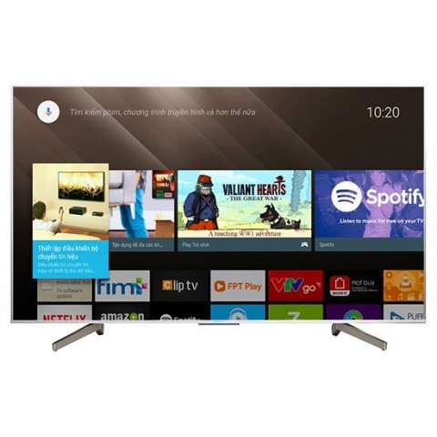 Android Tivi OLED Sony 4K 55 inch KD-55A9F-Thế giới đồ gia dụng