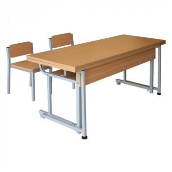 Bộ bàn ghế bán trú BBT103HP-Thế giới đồ gia dụng HMD
