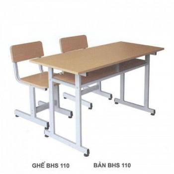 Bộ bàn ghế học sinh BHS110HP-Thế giới đồ gia dụng HMD