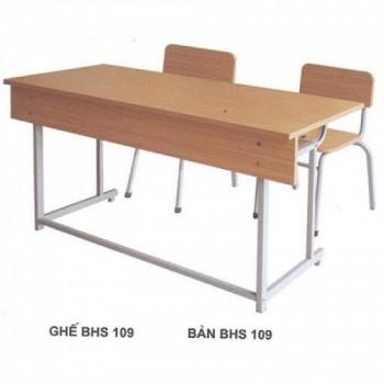 Bộ bàn ghế học sinh BHS109HP-Thế giới đồ gia dụng HMD