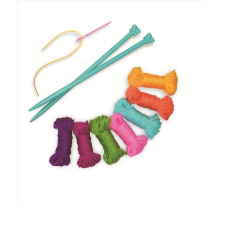 Bộ hướng dẫn kỹ thuật đan len-Thế giới đồ gia dụng HMD
