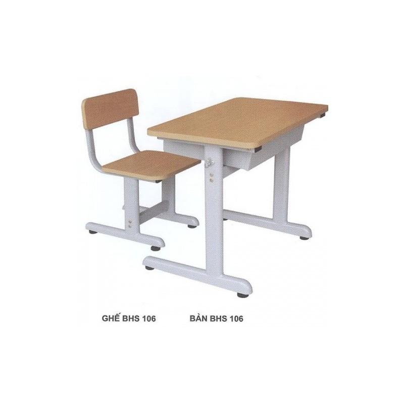 Bộ bàn ghế học sinh-BHS106HP-Thế giới đồ gia dụng HMD