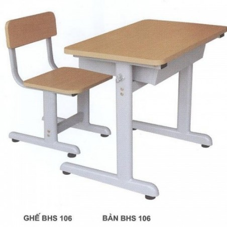 Bộ bàn ghế học sinh-BHS106HP