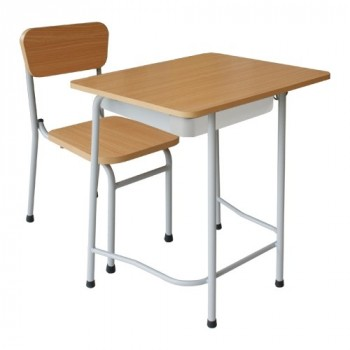 Bộ bàn ghế hoc sinh BHS107-6-Thế giới đồ gia dụng HMD