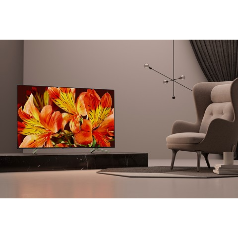 Android Tivi Sony 65 inch KD-65X8500F/S-Thế giới đồ gia dụng HMD