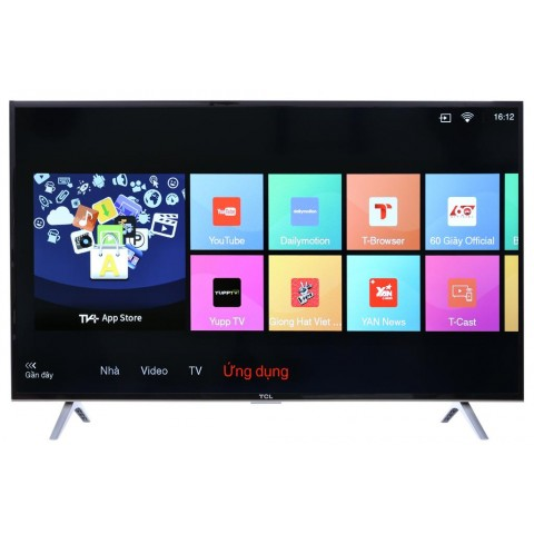 Android Tivi TCL 4K 49 inch L49C6-UF-Thế giới đồ gia dụng HMD