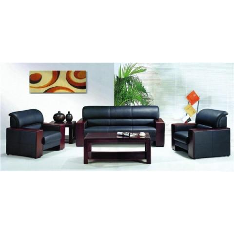 Bộ sofa bọc da cao cấp SF02-Thế giới đồ gia dụng HMD