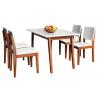 Bộ bàn ăn 4 ghế Hòa phát HGB63B, HGG63-Thế giới đồ gia dụng HMD
