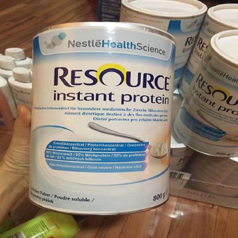 Sữa tăng cường sức khỏe, ổn định huyết tương người