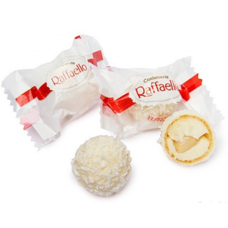 Bánh dừa  Raffallo