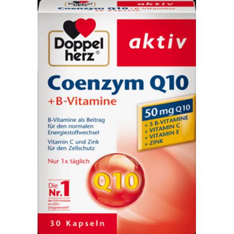 Doppelherz Ginkgo-Tăng cường sức khỏe và tuần hoàn máu
