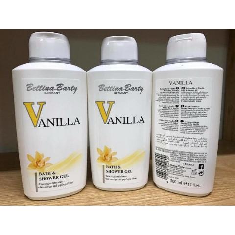 Sữa tắm Vanilla-Thế giới đồ gia dụng HMD