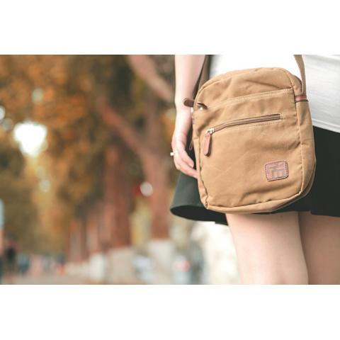 Túi đeo chéo Rock da Mood -Uniform-Thế giới đồ gia dụng HMD