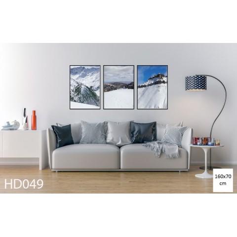 Bộ 3 Ảnh Núi Tuyết-Thế giới đồ gia dụng HMD
