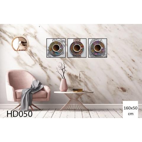 Bộ 3 Ảnh Cafe Nghệ Thuật-Thế giới đồ gia dụng HMD