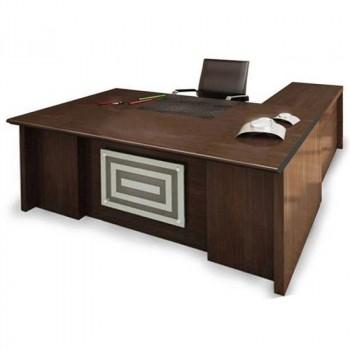 Bộ bàn giám đốc BGD18F-Thế giới đồ gia dụng HMD