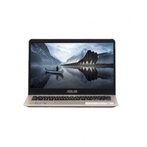 Máy xách tay/ Laptop Asus A411UA-BV446T (I3-7100U) (Vàng) WIN
