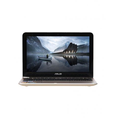 Máy xách tay/ Laptop Asus TP203NAH-BP044T (N3350) (Vàng)-Thế