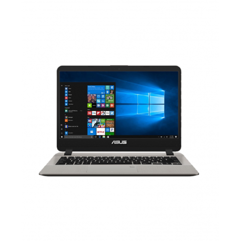 Máy xách tay/ Laptop Asus X407MA-BV043T (N4000) (Vàng đồng)-Thế